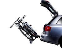 Thule EuroRide 941 kerékpártartó vonóhorogra - billentés