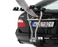 Thule Xpress 970 kerékpártartó vonóhorogra - gyorsrögzítő funkció