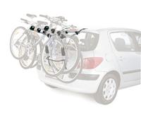 Thule ClipOn 9104 kerékpártartó hátsó ajtóra szerelve
