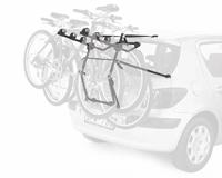 Thule Freeway 968 kerékpártartó hátsó ajtóra - biciklikkel felpakolva