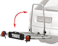 Thule Easy Base 949 szállító bázis vonóhorogra - helytakarákos tárolás