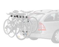 Thule HangOn 9708 kerékpártartó vonóhorogra szerelve