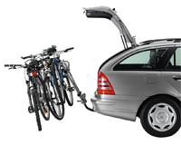 Thule HangOn 9708 kerékpártartó vonóhorogra - billentés