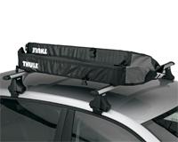 Thule Ranger 90 tetőbox összehajtása